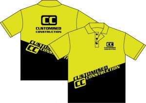 Hi Vis Sublimation