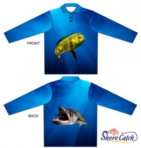 Fishing Polo Style 1