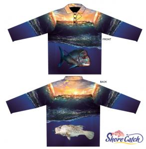 Fishing Polo Style 2