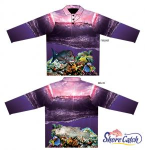 Fishing Polo Style 4